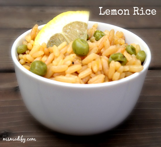 lemoon rice