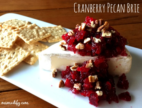 cranberryBrie