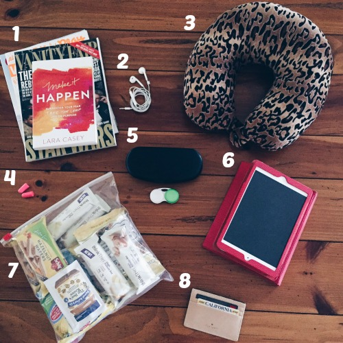 What's in my Carry-On Bag