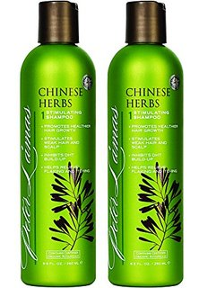 Chinese Herbs Energizing shampoo and conditioner