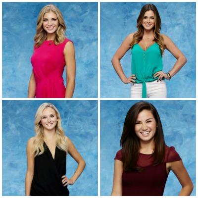 bachelor contestants