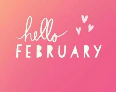hello feb
