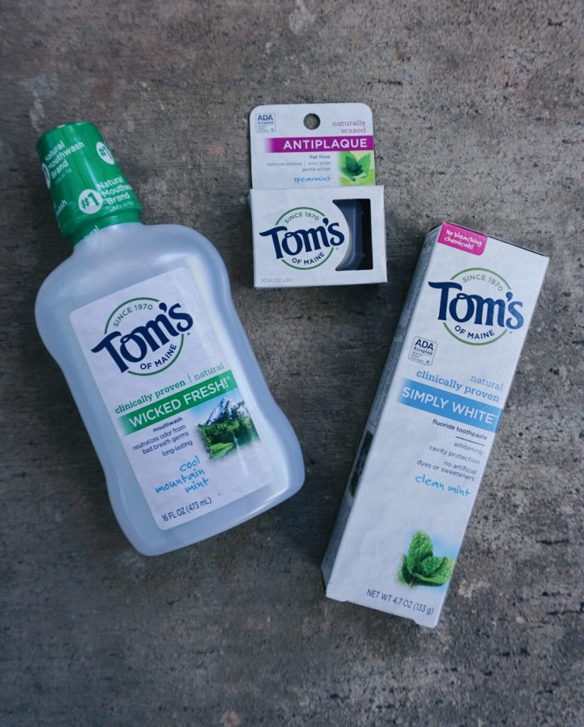 Tom's of Maine Natural Products