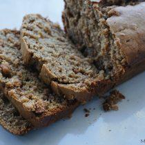 gluten free peanut butter bread