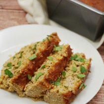 Grain-Free Turkey Meatloaf