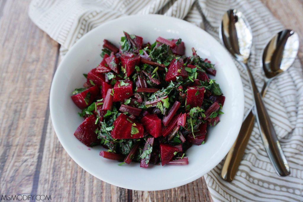 Greek Beet Salad