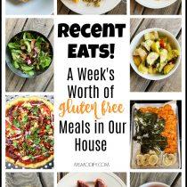 Recent Eats!